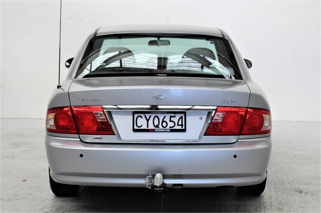image-4, 2005 Kia Optima 2.5 V6 Petrol Automatic **33,500km at Christchurch