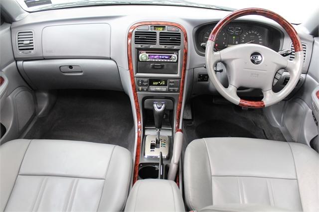 image-13, 2005 Kia Optima 2.5 V6 Petrol Automatic **33,500km at Christchurch
