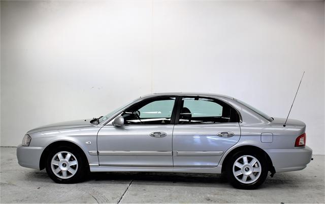 image-3, 2005 Kia Optima 2.5 V6 Petrol Automatic **33,500km at Christchurch