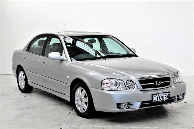 image-0, 2005 Kia Optima 2.5 V6 Petrol Automatic **33,500km at Christchurch