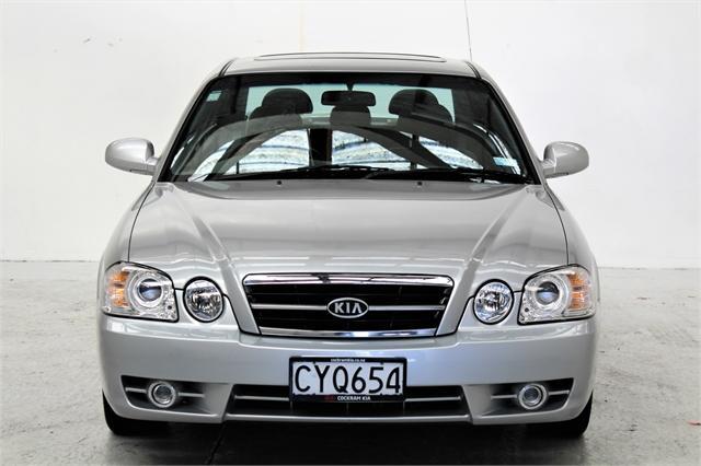 image-2, 2005 Kia Optima 2.5 V6 Petrol Automatic **33,500km at Christchurch