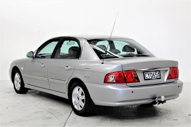 image-5, 2005 Kia Optima 2.5 V6 Petrol Automatic **33,500km at Christchurch