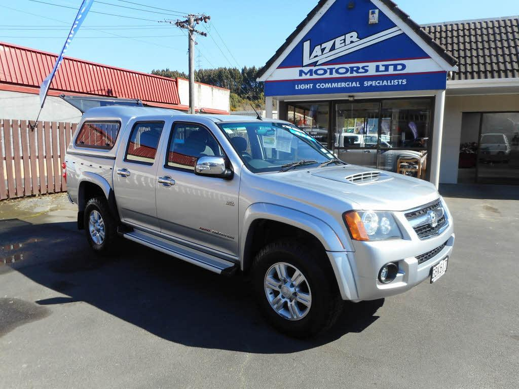 image-0, 2011 Holden Colorado 4X4 LT CRW PU DSL MT LT CRW P at Dunedin