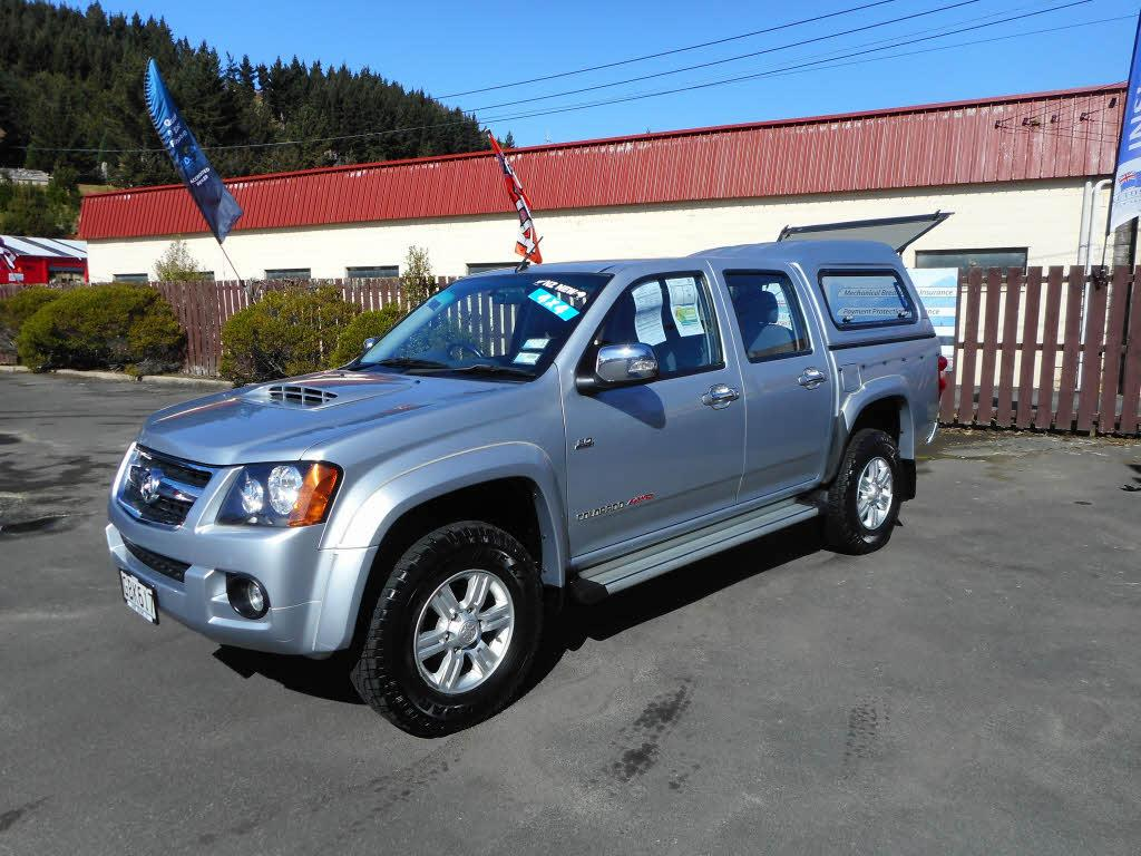 image-2, 2011 Holden Colorado 4X4 LT CRW PU DSL MT LT CRW P at Dunedin