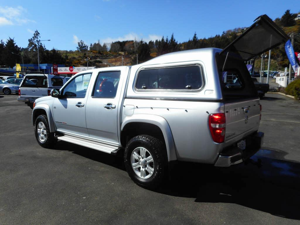 image-5, 2011 Holden Colorado 4X4 LT CRW PU DSL MT LT CRW P at Dunedin