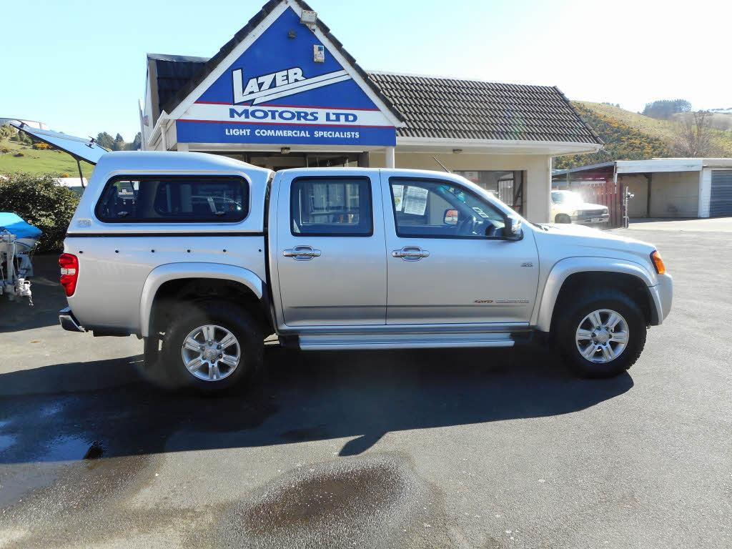 image-1, 2011 Holden Colorado 4X4 LT CRW PU DSL MT LT CRW P at Dunedin