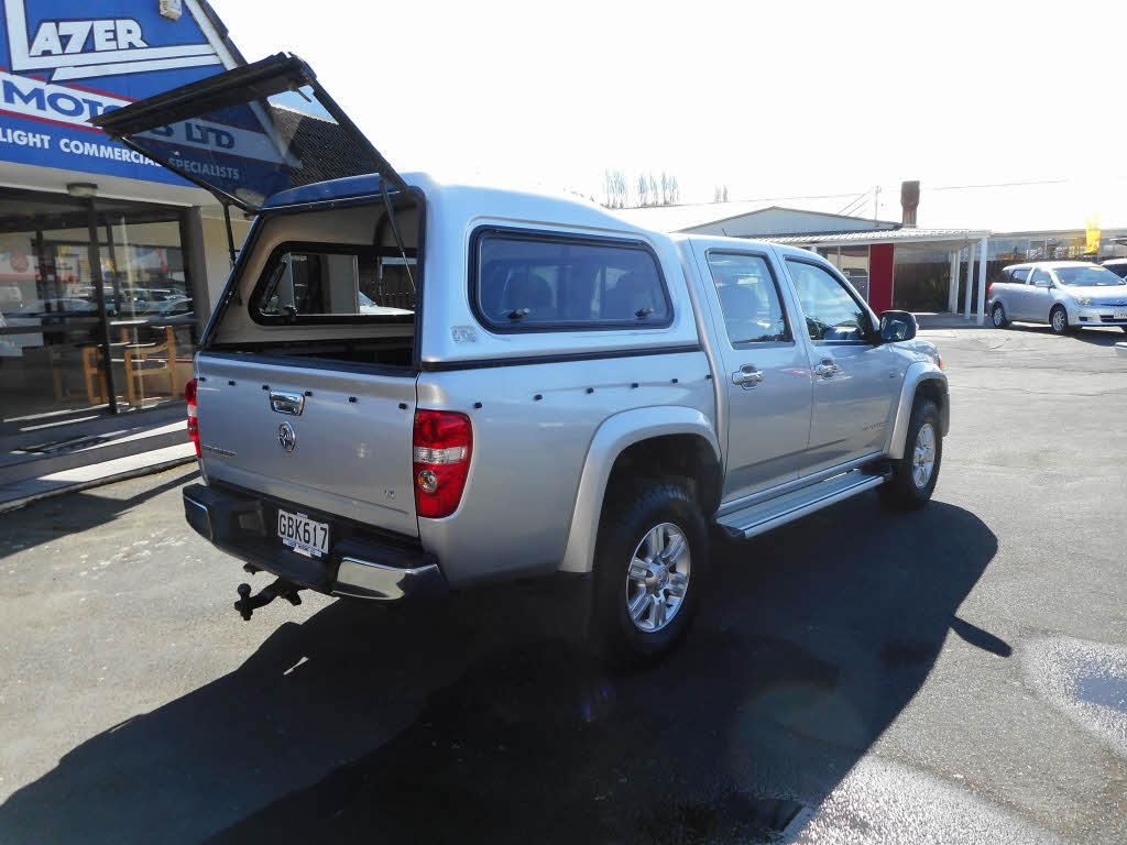 image-3, 2011 Holden Colorado 4X4 LT CRW PU DSL MT LT CRW P at Dunedin
