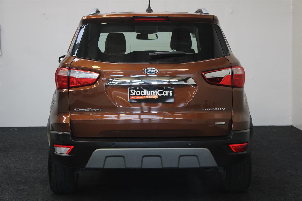 image-4, 2019 Ford Ecosport Titanium 1.0 Ecoboost at Christchurch