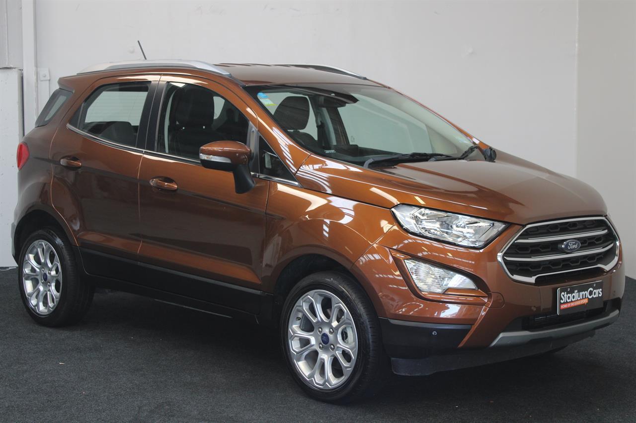 image-0, 2019 Ford Ecosport Titanium 1.0 Ecoboost at Christchurch
