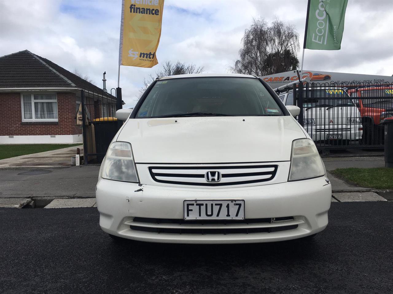 image-6, 2001 Honda Stream at Christchurch