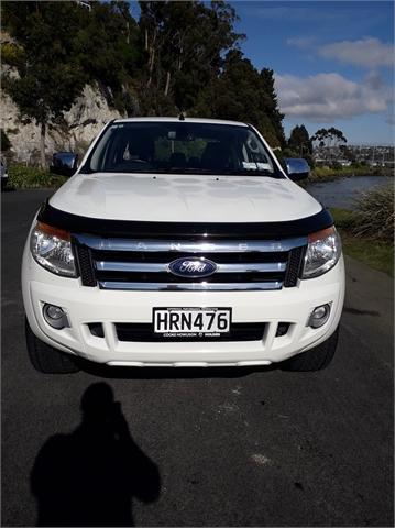 image-1, 2014 Ford Ranger D/C XLT 2WD Auto at Dunedin
