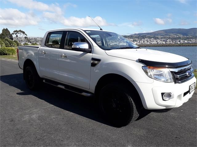 image-0, 2014 Ford Ranger D/C XLT 2WD Auto at Dunedin