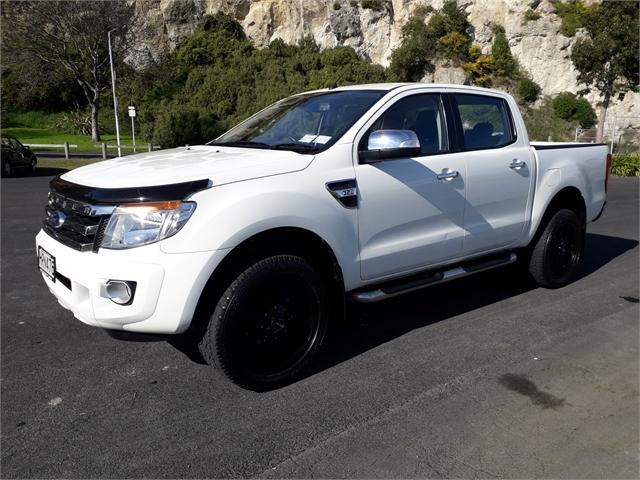 image-8, 2014 Ford Ranger D/C XLT 2WD Auto at Dunedin