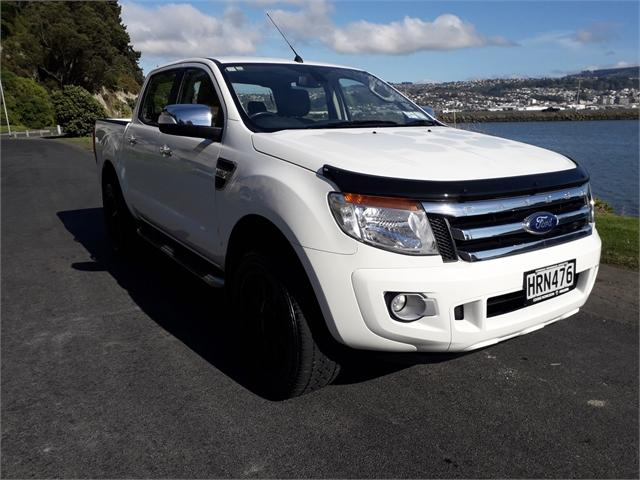 image-2, 2014 Ford Ranger D/C XLT 2WD Auto at Dunedin