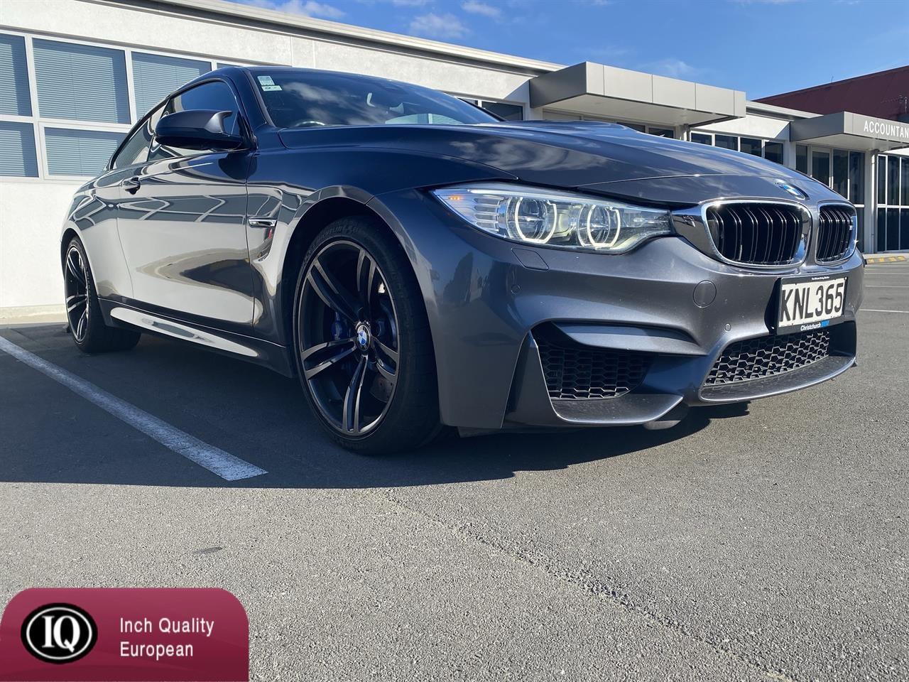 image-0, 2014 BMW M4 at Christchurch