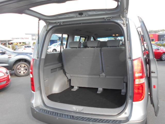 image-13, 2017 Hyundai iMAX 2.5 Diesel auto 8 seat coach Van at Dunedin