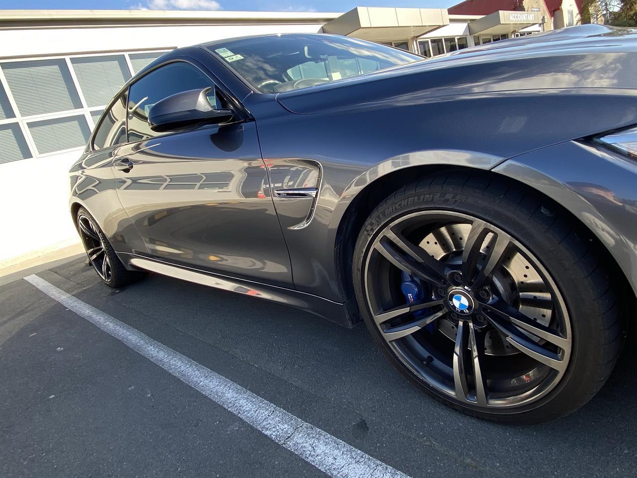 image-4, 2014 BMW M4 at Christchurch