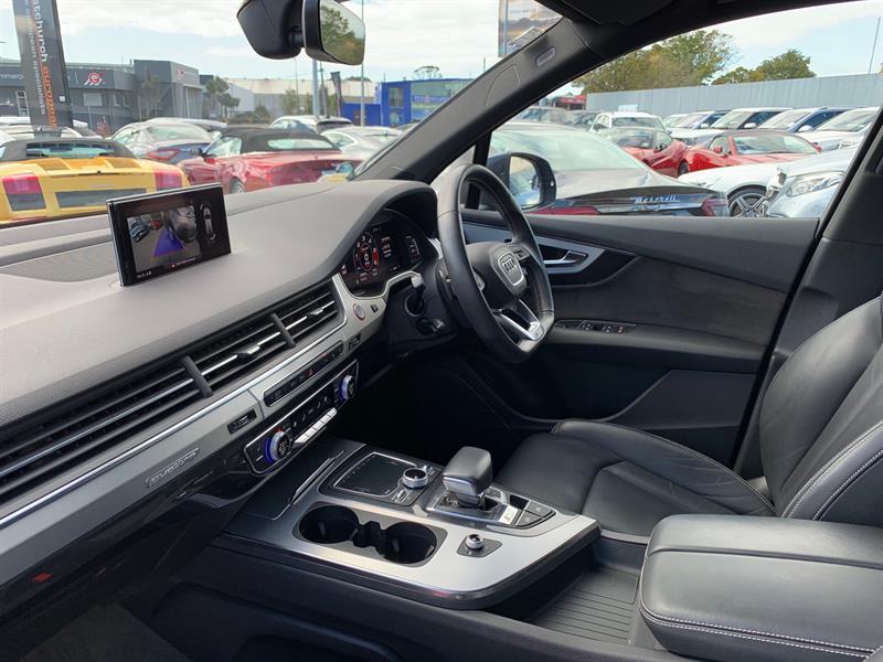 image-8, 2017 Audi SQ7 4.0 V8 Bi-TDI Quattro 320 KW at Christchurch