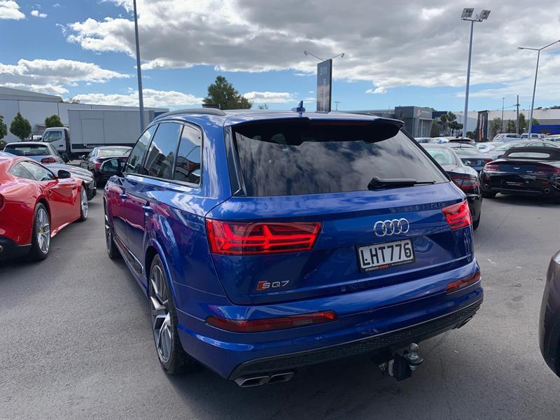 image-3, 2017 Audi SQ7 4.0 V8 Bi-TDI Quattro 320 KW at Christchurch