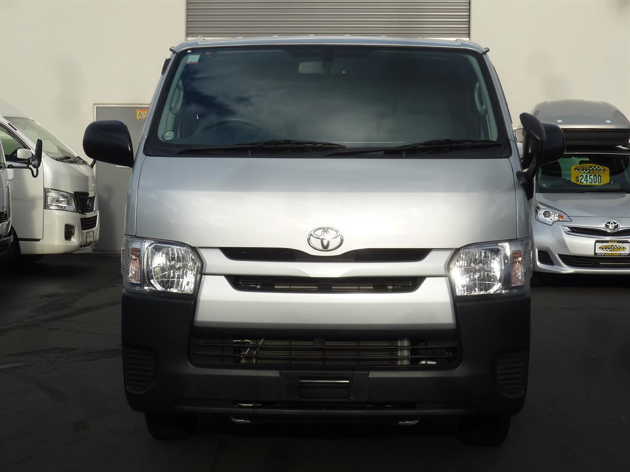 image-6, 2016 Toyota Hiace DX at Dunedin