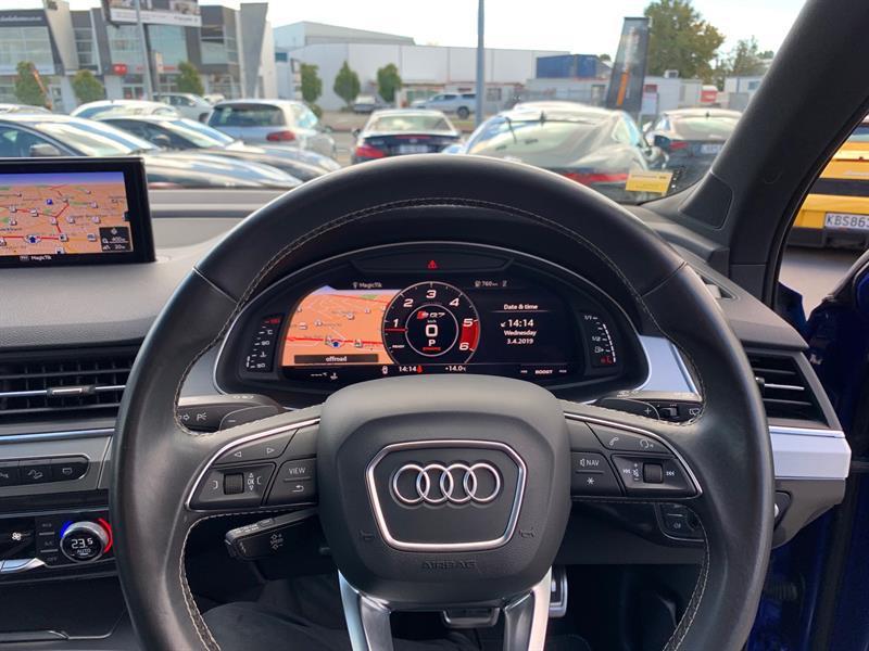 image-16, 2017 Audi SQ7 4.0 V8 Bi-TDI Quattro 320 KW at Christchurch