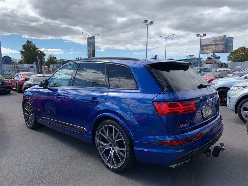 image-2, 2017 Audi SQ7 4.0 V8 Bi-TDI Quattro 320 KW at Christchurch