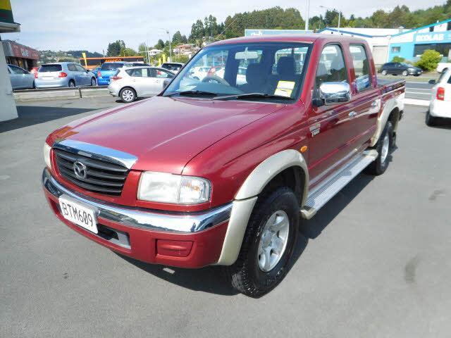 image-4, 2004 Mazda BOUNTY D/CAB at Dunedin