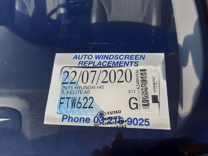 image-19, 2011 Hyundai I45 I45 Elite NZ New at Dunedin