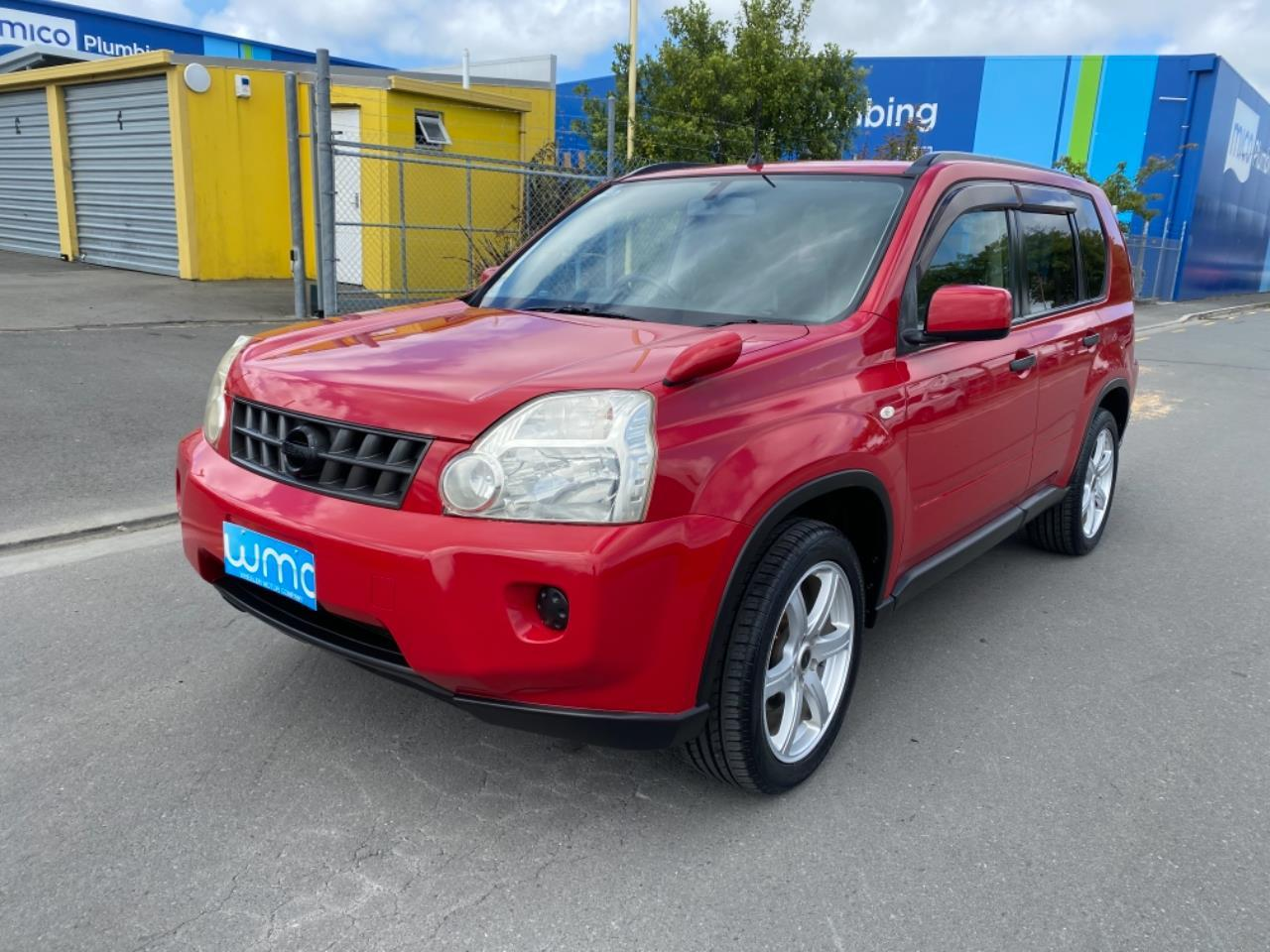 image-2, 2007 Nissan X-TRAIL 20S 4WD at Christchurch