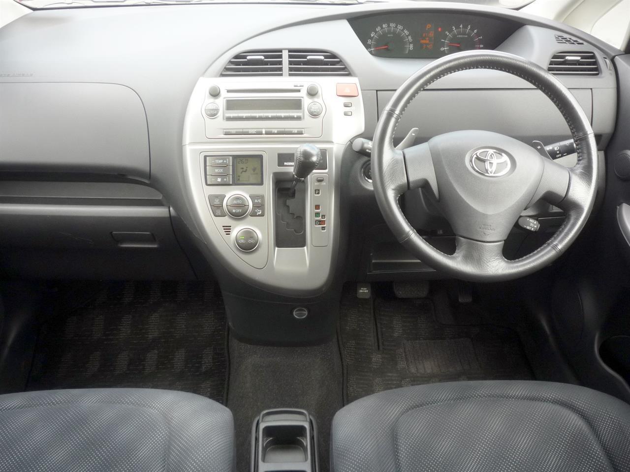 image-2, 2006 Toyota Ractis at Dunedin