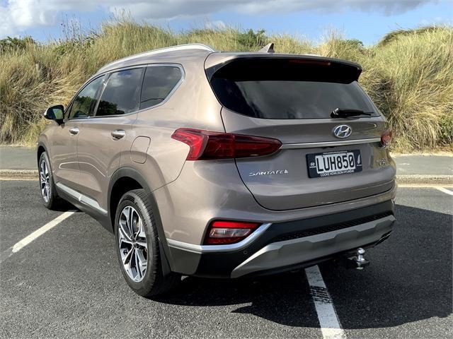 image-4, 2018 Hyundai Santa Fe TM 2.2D Elite 7S at Dunedin
