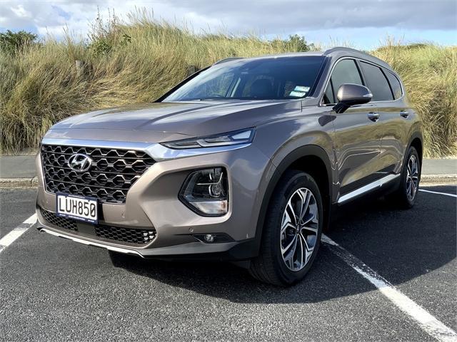 image-2, 2018 Hyundai Santa Fe TM 2.2D Elite 7S at Dunedin