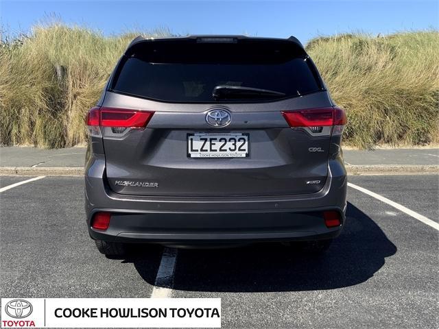 image-4, 2019 Toyota Highlander GXL 3.5P 8AT AWD Balance Of at Dunedin