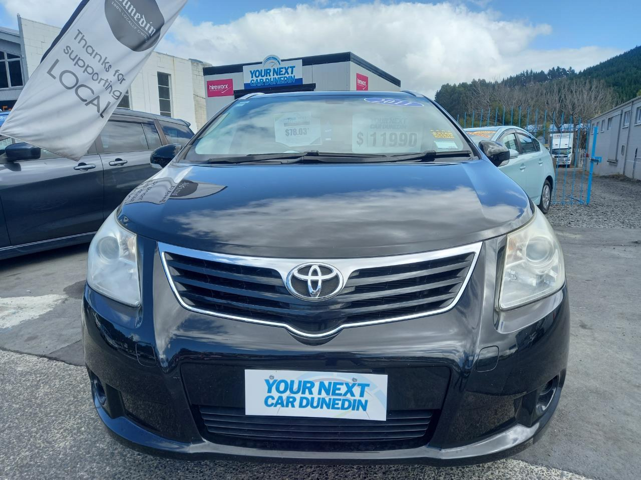 image-2, 2011 Toyota Avensis XI Safety Plus Smart Look at Dunedin