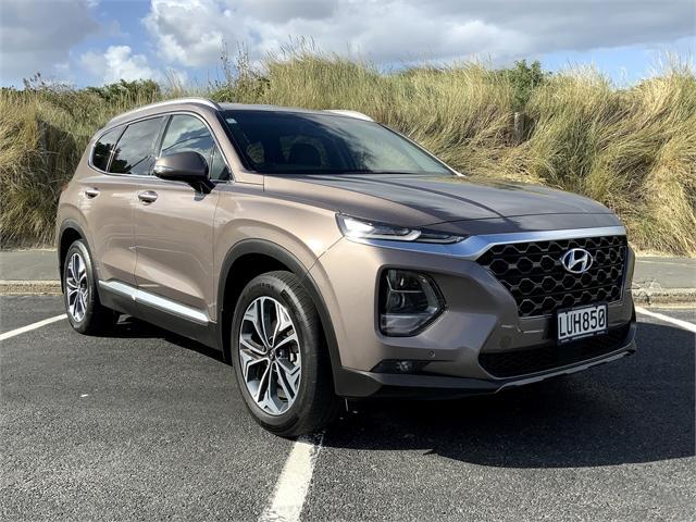 image-0, 2018 Hyundai Santa Fe TM 2.2D Elite 7S at Dunedin