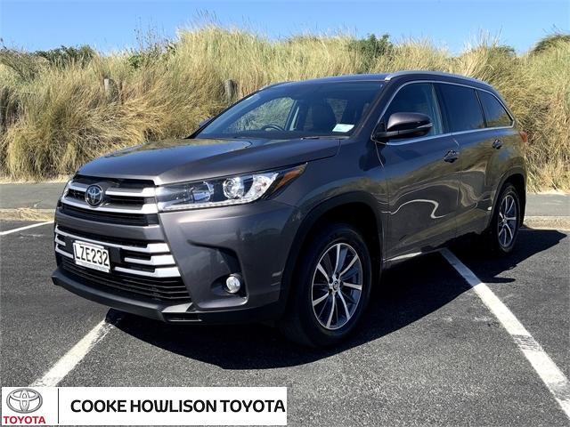 image-2, 2019 Toyota Highlander GXL 3.5P 8AT AWD Balance Of at Dunedin