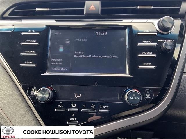 image-15, 2018 Toyota Camry GX 2.5P HV ECVT at Dunedin