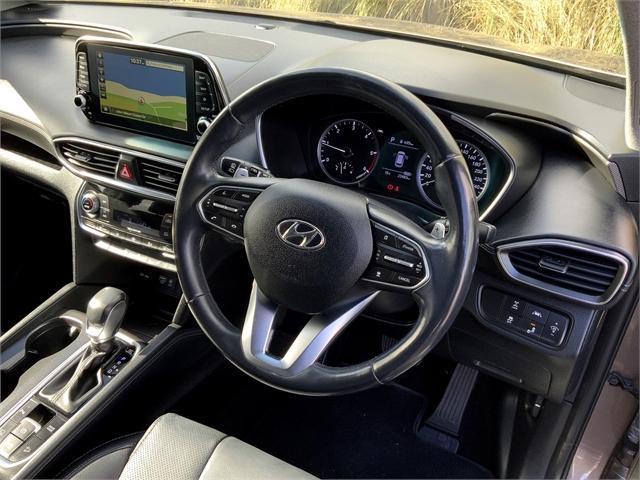 image-18, 2018 Hyundai Santa Fe TM 2.2D Elite 7S at Dunedin
