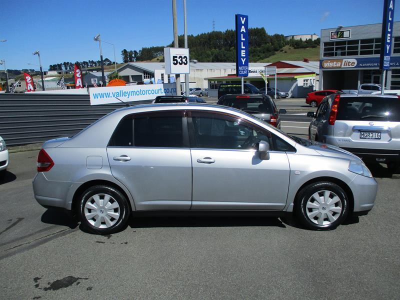 image-1, 2005 NISSAN TIIDA 1.8 Latio at Dunedin