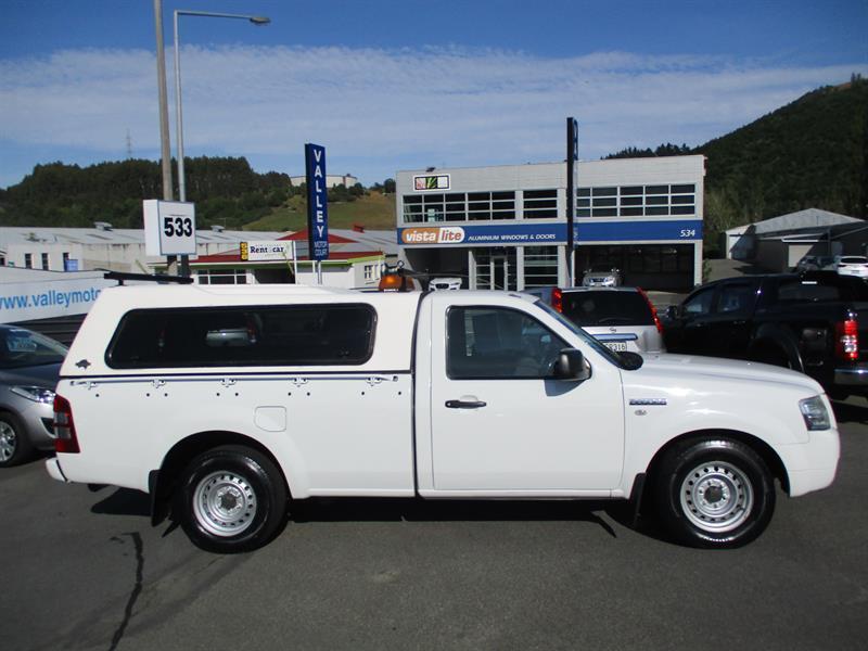 image-1, 2007 FORD RANGER XL Single Cab at Dunedin
