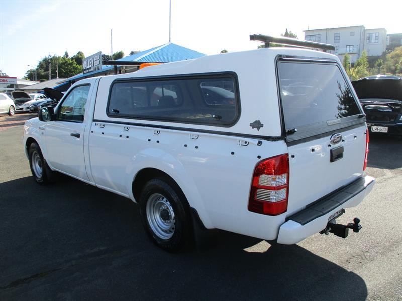 image-5, 2007 FORD RANGER XL Single Cab at Dunedin