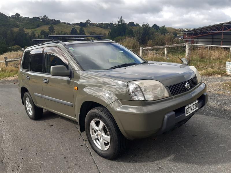 image-0, 2002 Nissan X-Trail 4WD No Deposit Finance at Dunedin