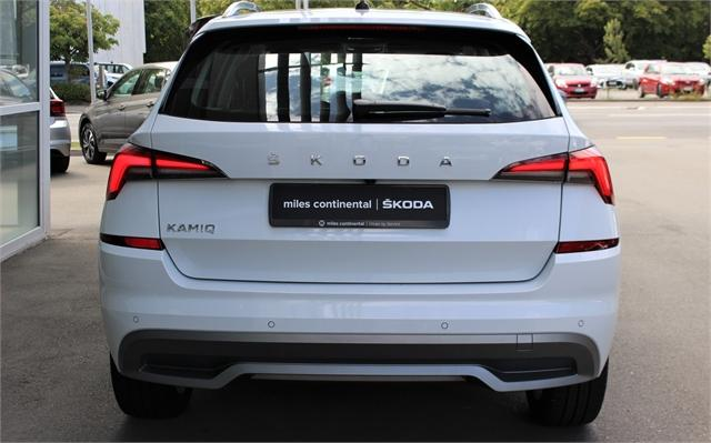 image-6, 2021 Skoda Kamiq Ambition+ 110kW 1.5 Turbo Petrol  at Christchurch