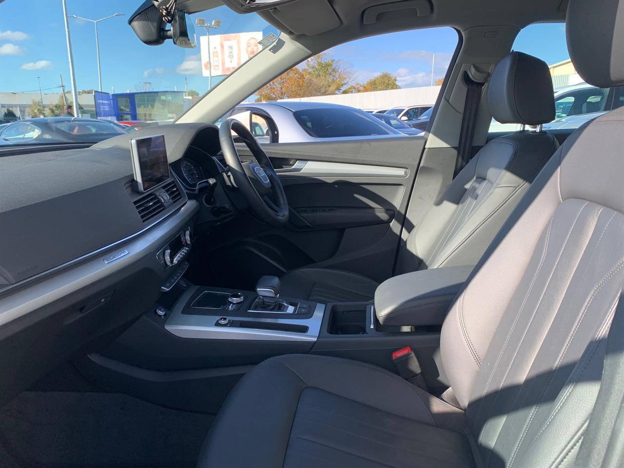 image-5, 2017 Audi Q5 2.0T FSI New Model Quattro at Christchurch