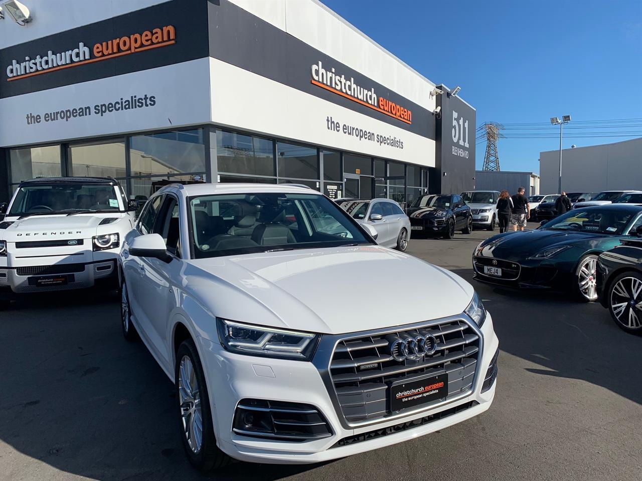 image-1, 2017 Audi Q5 2.0T FSI New Model Quattro at Christchurch