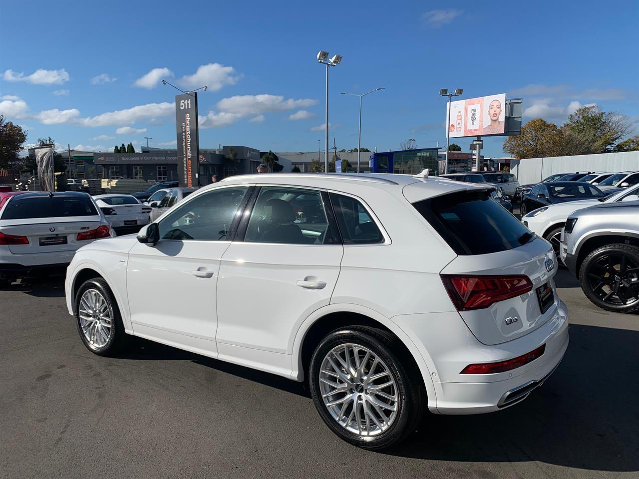 image-2, 2017 Audi Q5 2.0T FSI New Model Quattro at Christchurch
