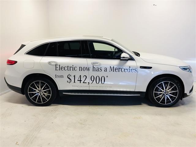 image-3, 2020 MercedesBenz EQC 400 300kw/Ev at Christchurch