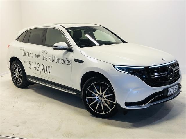 image-0, 2020 MercedesBenz EQC 400 300kw/Ev at Christchurch