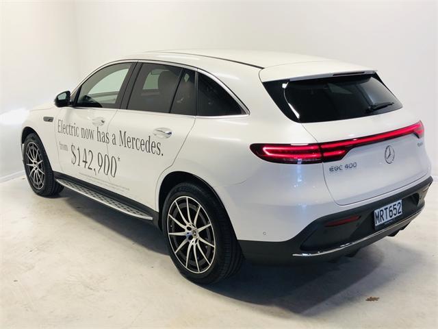 image-4, 2020 MercedesBenz EQC 400 300kw/Ev at Christchurch