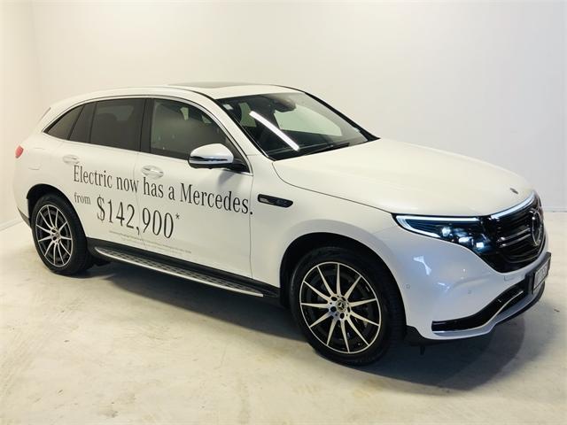 image-1, 2020 MercedesBenz EQC 400 300kw/Ev at Christchurch